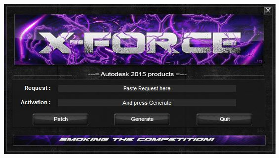 xforce keygen 2015 autocad