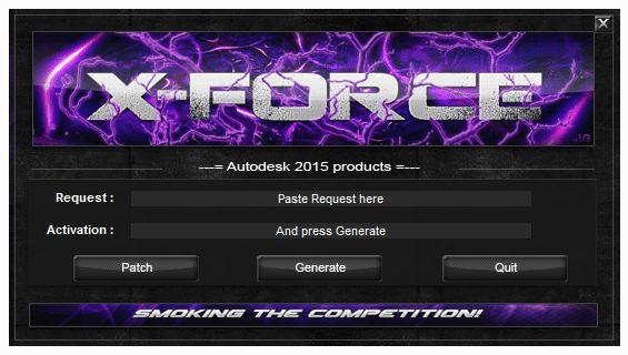 x-force autodesk 2015 64 bit.exe